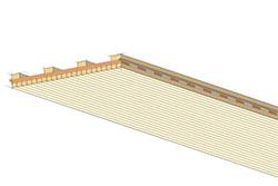 LIGNO Acoustic Light Panels 3S-62 Surface Finish