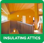 Insulating Attics